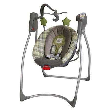 infant swing rental hi