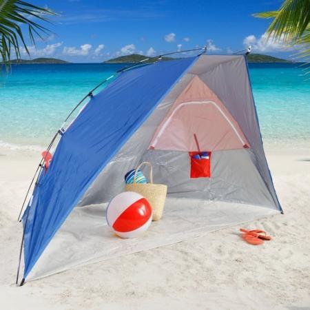 beach sun shelter